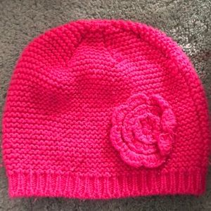 EASTER SALE‼️ pink knitted children hat